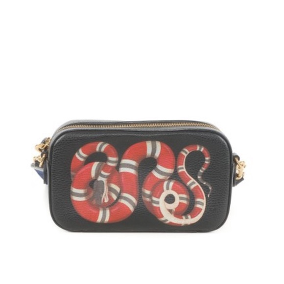 5ad922b3e Gucci Bags | Crossbody Merveilles Snake Camera Bag | Poshmark